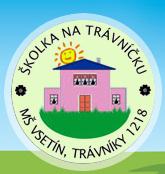 Mateřská školka Na trávníčku - logo